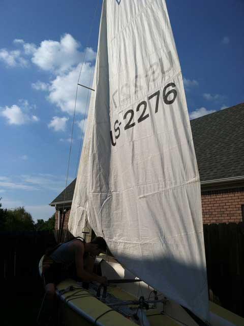 Coronado 15, 1979 sailboat