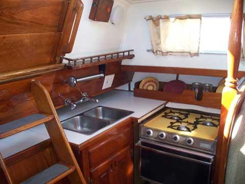 Coronado 34, 1974, Marina del Rey, California sailboat