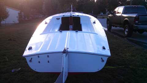 Customflex 19', 1967 sailboat