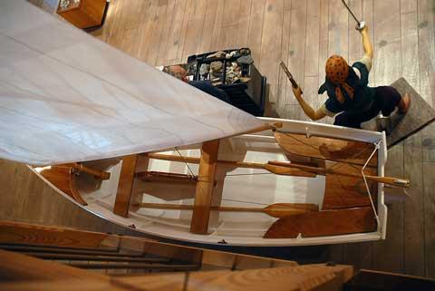 Daisy design, 15', Beaufort, North Carolina sailboat