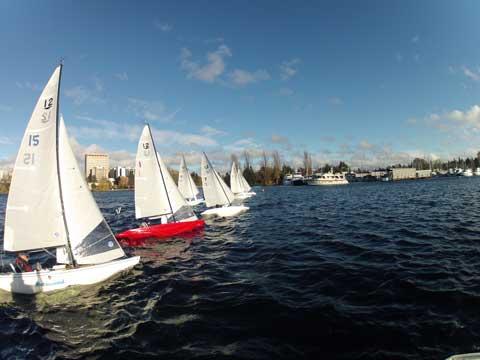 Deception Mini 12's, 2014 sailboat