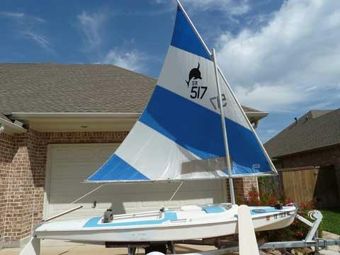 Dolphin Senior, 1964, Katy, Texas sailboat