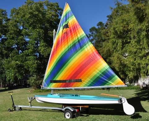 Dolphin Senior, 2012 sailboat