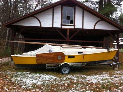 Dovekie 21', 1979 sailboat