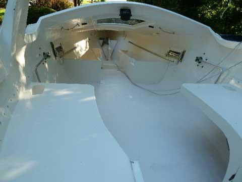 Dovekie 21, 1986 sailboat