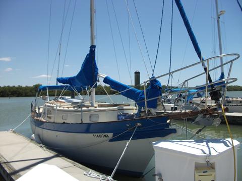 Downeast 32 Ft. Cutter, 1976, Florida sailboat