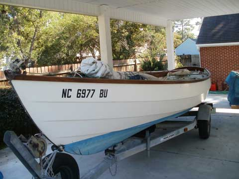 Drascombe Long Boat, 1977 sailboat