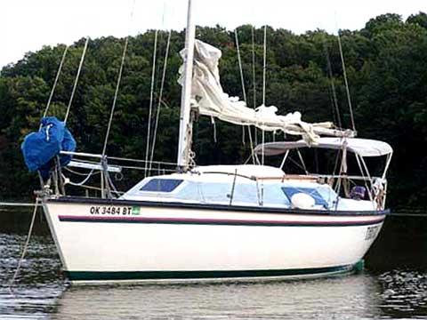 Dufour Model 1800, 25 ft., 1981, DeRidder, Louisiana sailboat