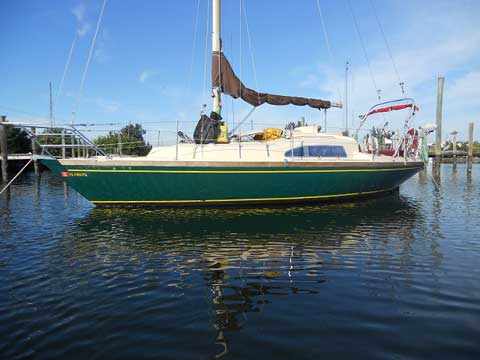 Dufour Arpege 30' sloop, 1975, St. Petersburg, Florida sailboat