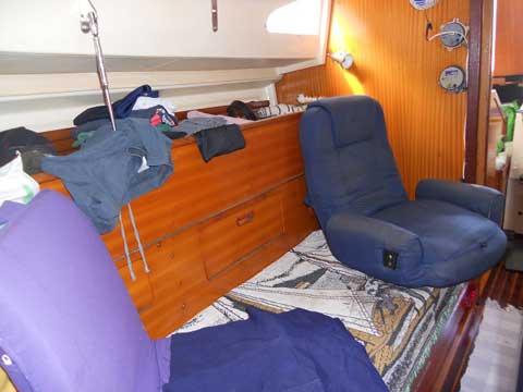 Dufour Arpege 30' sloop, 1975, St. Petersburg, Florida sailboat
