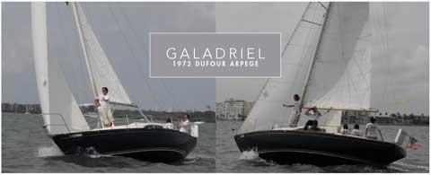 Dufour Arpege, 30 ft., 1972 sailboat
