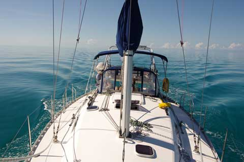 Dufour Classic 36 Sloop, 2001 sailboat