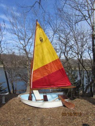 Dyer Dhow Midget, 1985, Kansas City, Missouri sailboat