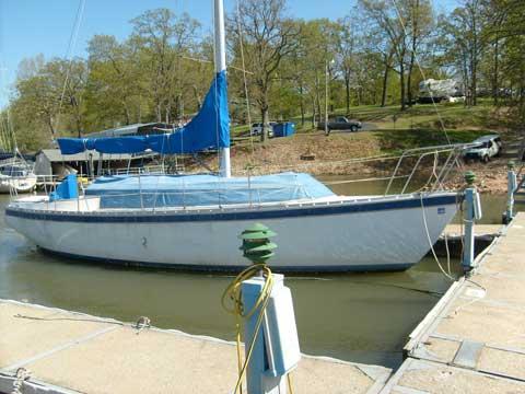 Endeavour 32 Sloop, 1978, Grove, Oklahoma sailboat