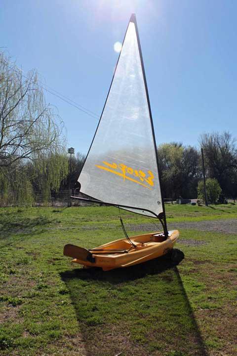 Escape Rumba, 2001, Fort Riley, Kansas sailboat