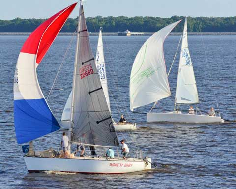 Evelyn 26, 1980 sailboat