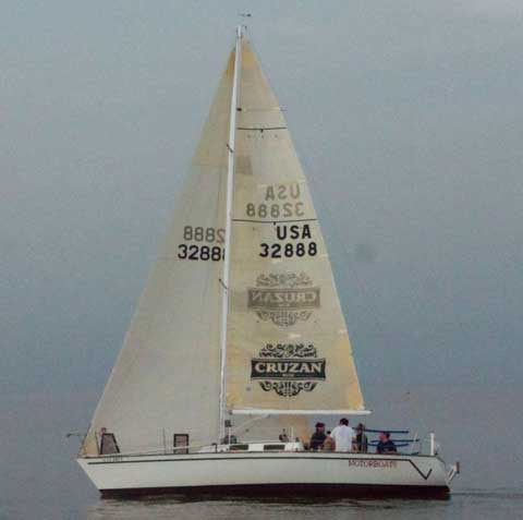 Evelyn 32-2, 1984, New Orleans, Louisiana sailboat