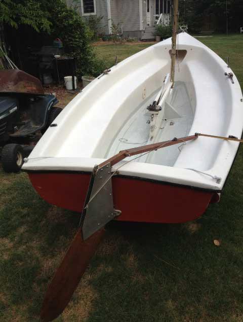 Flying Junior 13, 1977 sailboat