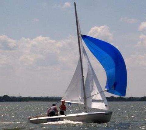 Flying Scot, 1973, Oklahoma City, OK sailboat