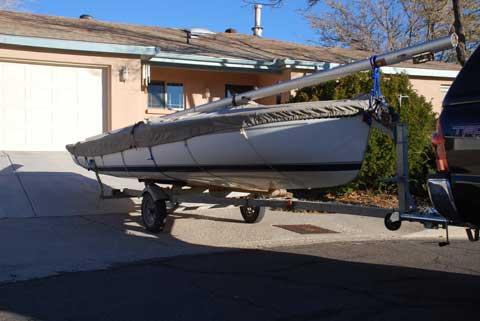 Flying Scot, 1991, Albuquerque, New Mexico sailboat