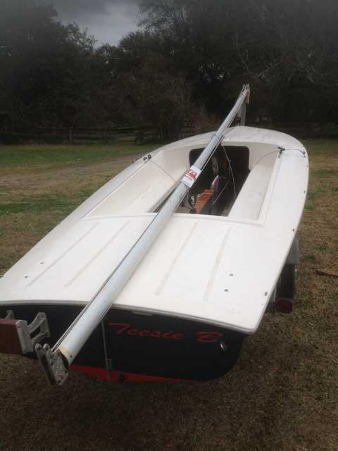 Flying Scot 19', 1976 sailboat