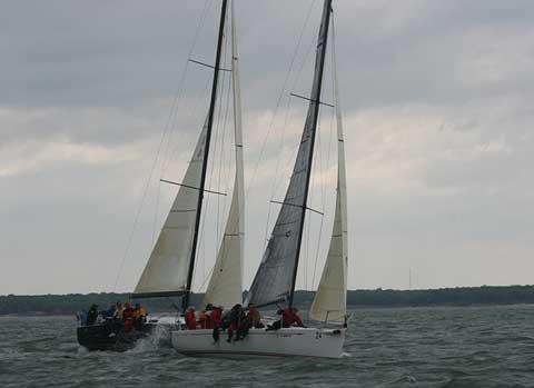 Flying Tiger 101 sailboat