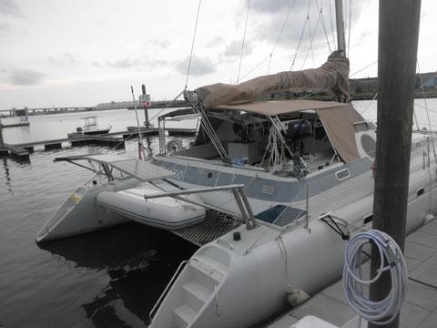 Fountaine Pajot Cassamance 46', 1989, New Orleans, Louisiana sailboat
