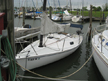 1984 Freedom 21 sailboat