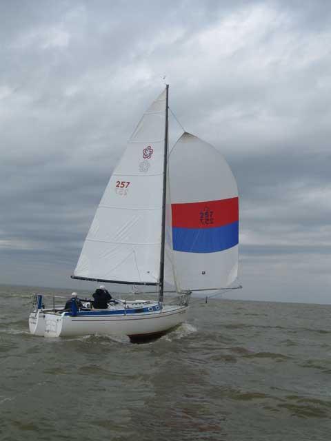 Freedom 25, 1985 sailboat