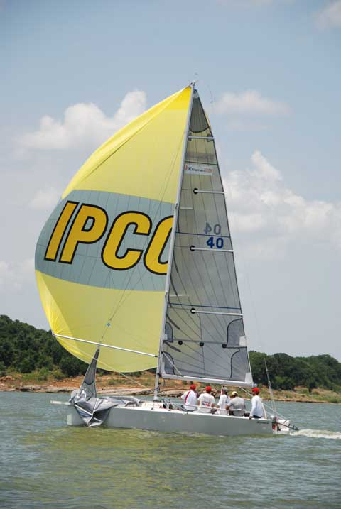 G force yachts X-treme 25, Grapevine, Texas sailboat