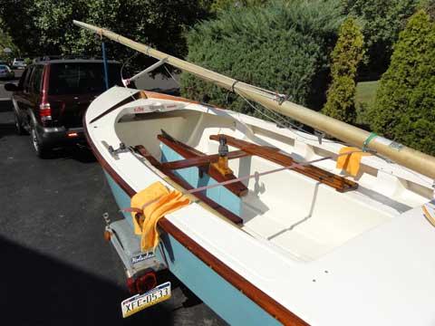 GP 14, 1971 sailboat