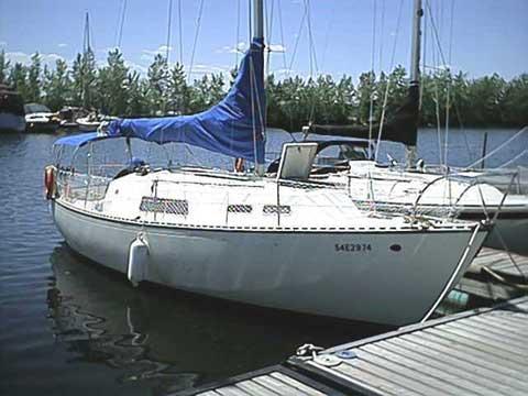 Grampian 30, 1974 sailboat