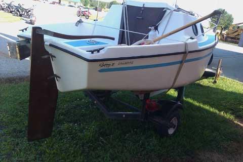 Guppy 13, 1975 sailboat
