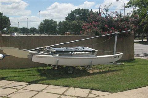 Hobie Cat 14' sailboat