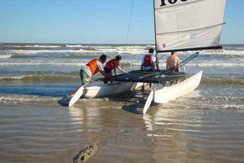 Hobie 16 Catamaran, 1993 sailboat
