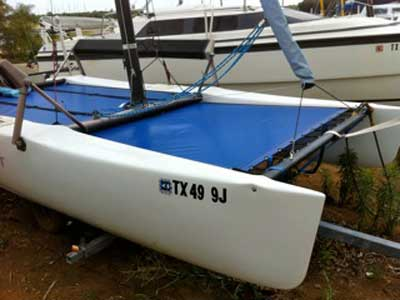 Hobie 16169 sailboat