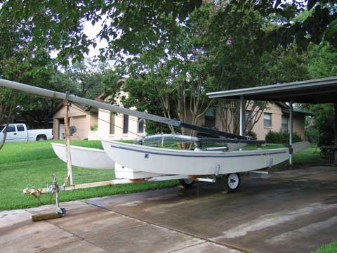 Hobie Cat 16, 1985 sailboat