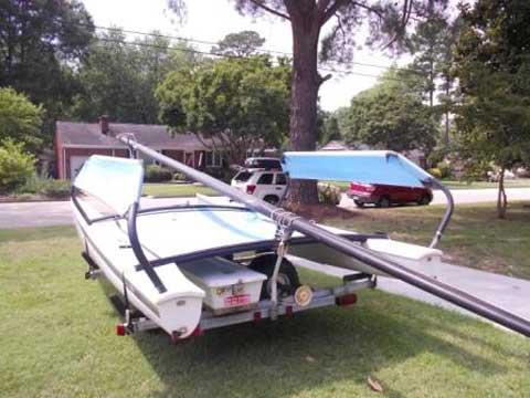 Hobie 17 Sport, 1986 sailboat