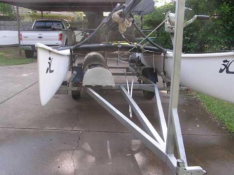 Hobie 18SX, 1991, Mansfield, Texas sailboat