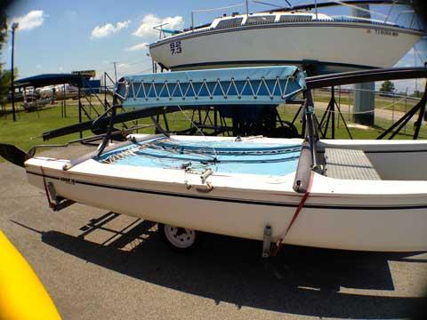 Hobie 18, 1985 sailboat