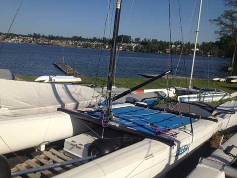 Hobie 20 Miracle, 2002, Shreveport, Louisiana sailboat