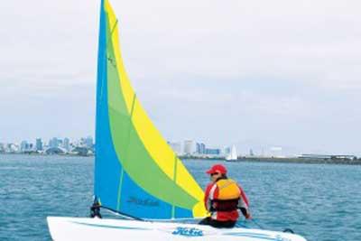 Hobie Bravo, 2012 sailboat