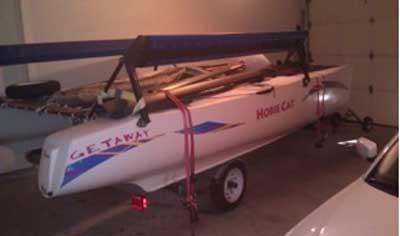Hobie Getaway, 2001 sailboat
