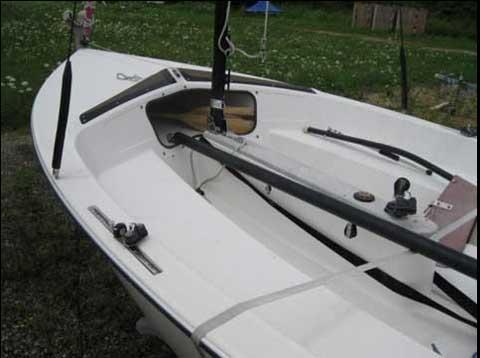 Hobie Holder 14, 1989, Canyon Lake, Texas sailboat