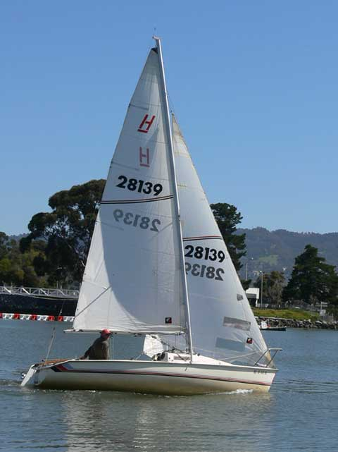 Holder 20, 1984, Tampa Bay, Florida, sailboat for sale from Sailing