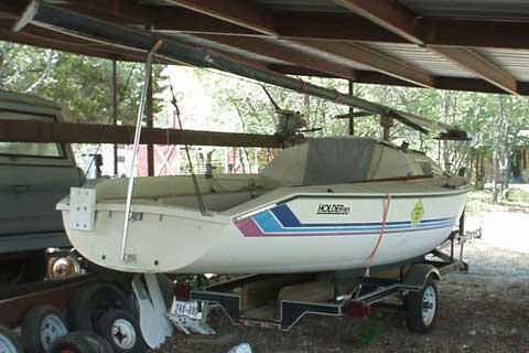 Holder 20, 1984, Tampa Bay, Florida sailboat