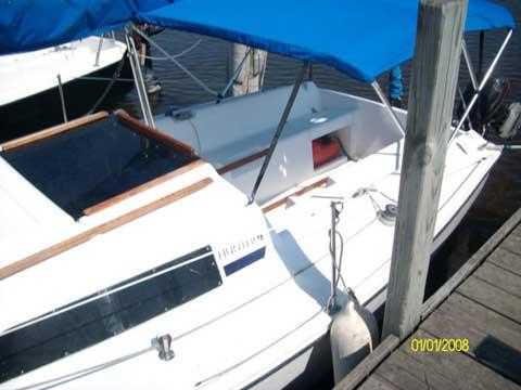 Hunter 23, 1987 sailboat