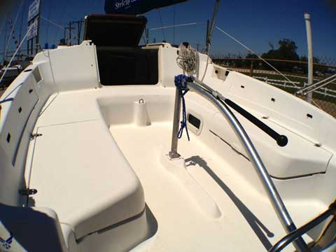 Hunter 23 5 1996 Lewisville Texas Sailboat For Sale