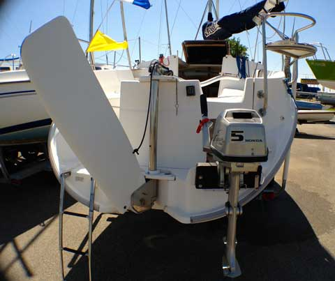 Hunter 240 1999 Lewisville Texas Sailboat For Sale