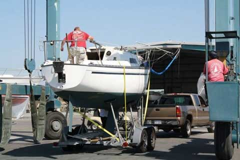 Hunter 25, 1979 sailboat
